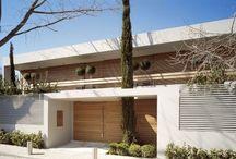 House architecture mediterane