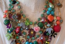 Jewelry & Scarves / by Starsha Brown