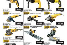Dewalt Promotion While Stock Lasts