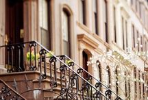 BROWNSTONE / by Christine Porter
