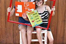 Party Ideas - Dr Seuss' Birthday  / by Robin Fay