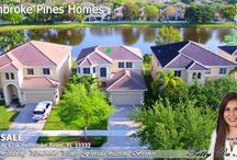 Pembroke Pines FL for Sale by Broker Patty Da Silva of Green Realty Properties