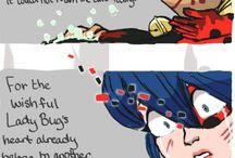 LadyBug ❦ ChatNoir