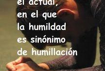 La humillación / Frases sobre la humillación
