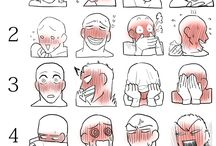 face expressions ideas