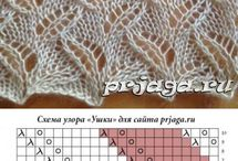 tricot ajoures