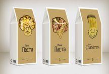 Спагетти Упаковка