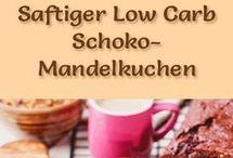 Mandelkuchen LowCarb