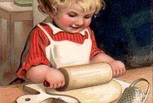 Postcard antique merry christmas Starocia.com