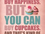 Crazy for Cupcakes! / Give me a cupcake and I'm a happy girl!