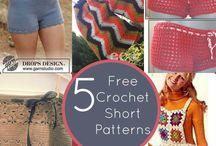 Crochet - Shorts