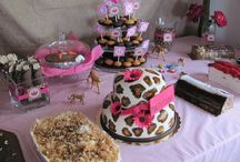 PARTY TIME/CAKES ETC... / by Tami Moody