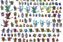 SPRITE CHARACTERS