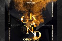 Gran Opening Flyer