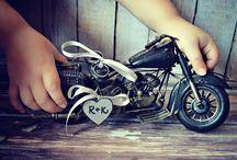 Metal Biker Wedding