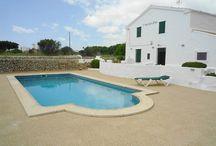 MNK Villas / Villas y casas con encanto en Menorca. Tus sueños, al alcance de la mano. Convierte tus vacaciones en una experiencia inolvidable.  #alquiler #villas #menorca