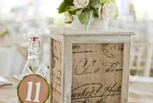 Table Numbers / by Ashley Nicole Events