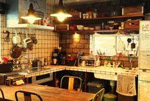 古民家・台所