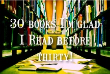 Books Worth Reading / by barbara miller
