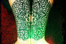 tattoo Breda, mandala tattoos nederland