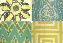 Textiles, Patterns, and Techniques