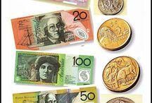 money activities for kids australia