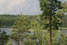 Kesäkuvia Heinolasta - Summer in Heinola