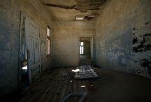 Pueblos fantasmas / Lugares abandonados