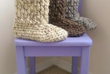 Knitting and crochet ideas. :))