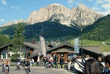 Custom Maratona Trip 2013 / This trip brought some spectacular riding across the mythical Dolomites mountain range in Italy. Starting in the beautiful spa town of Bormio we had easy access to the iconic climbs of the Passo dello Stelvio, Passo Gavia and Passo Mortirolo.