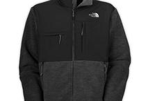 The North Face Denali Jacket Men Grey/Black