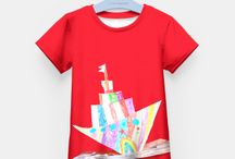 Unisex Kids T-shirt
