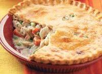 EATS: Casseroles/ Pot Pies/ 1 Dish Meals / by Peggy Sue DIY
