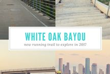 Houston Parks & Running Trails
