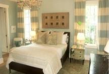 Master Bedroom / by Carolyn Bowe