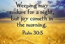Fore the Scripture says...