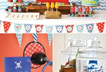 Party ideas: jake & the neverland pirates / by Stacie Oshiro