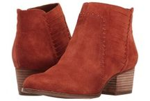 Red Suede Stud Womens Boots / Walk own path. Take look on road in Freebird Brady boot. Burnished leather upper with perforated detailing. Dual zippered closures at front and back. Rounded, cap toe silhouette. Leather lining and insole