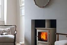 word burning stove