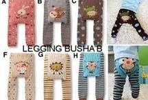 Grosir Legging Bayi Murah / Grosir Legging Busha dll