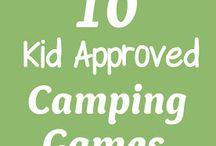Camping / by Kortney Schlappi