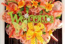 Wreaths / by Doreen Hulett