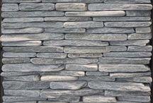 Wall Installation Kavalas Slate