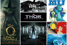 Disney Movies / Disney movie reviews and news!  / by Karen & Becca