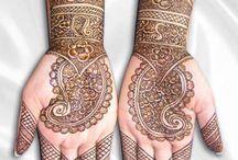 Henna Designs / by Donna