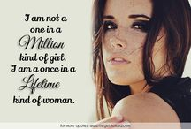 Women Quotes / Beautiful quotes about women from all over the world.