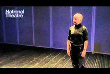 national theater cvičení,dech resonance