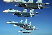 Savaş uçakları