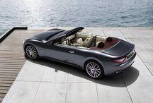 GranCabrio / #Maserati #GranCabrio - lekkość sportowego stylu.