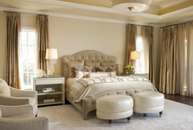 Master Bedroom / by Stacie Weigle